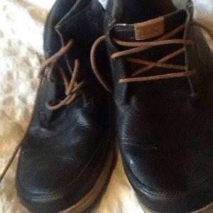 Men's Olukai Kamuela leather shoes